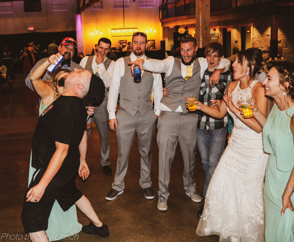 Wedding Party Dance