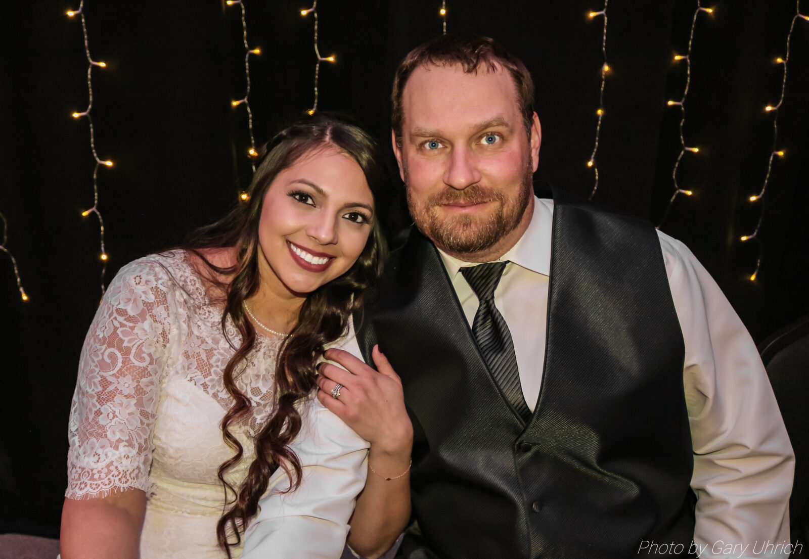 Heather Dan Wedding, Weborg 21 Centre, Gering, The DJ Music System, Scottsbluff, Nebraska, January Wedding, 2020 Wedding
