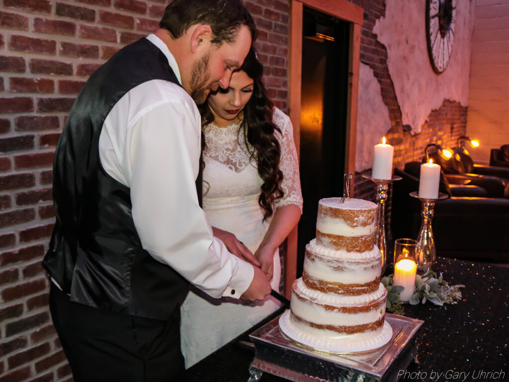 Cake Cutting, Wedding Cake, Weborg 21 Centre, The DJ Music System, Gary Uhrich, Professional DJ, Wedding Planner, Wedding Entertainment, Nebraska DJ
