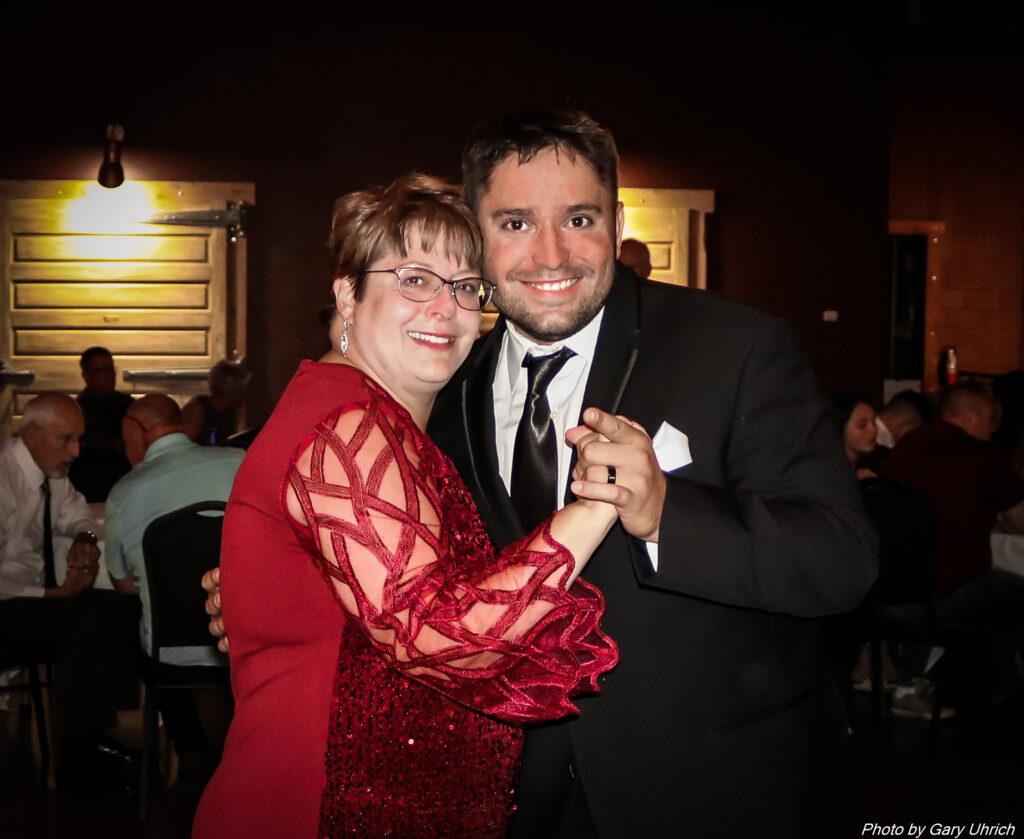 Groom Mother-In-Law Dance Weborg 21 Centre Gering Nebraska The DJ Music System Scottsbluff NE