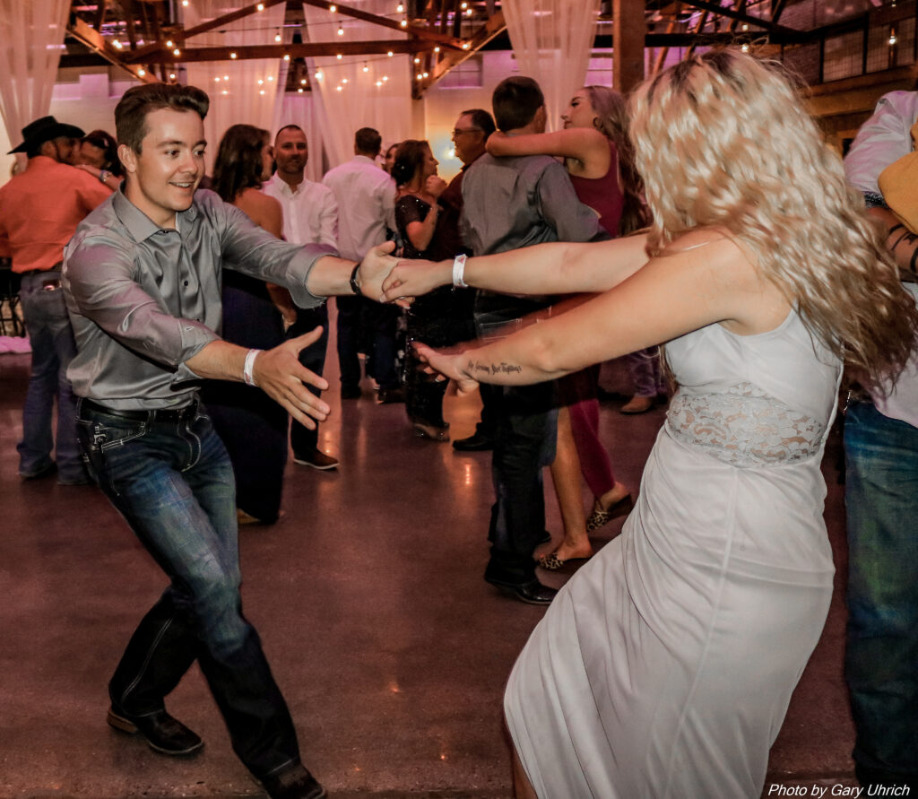 Country swing dance, Wedding reception fun, The DJ Music System, Scottsbluff Wedding DJ, Gering Nebraska, Photographer, Photography