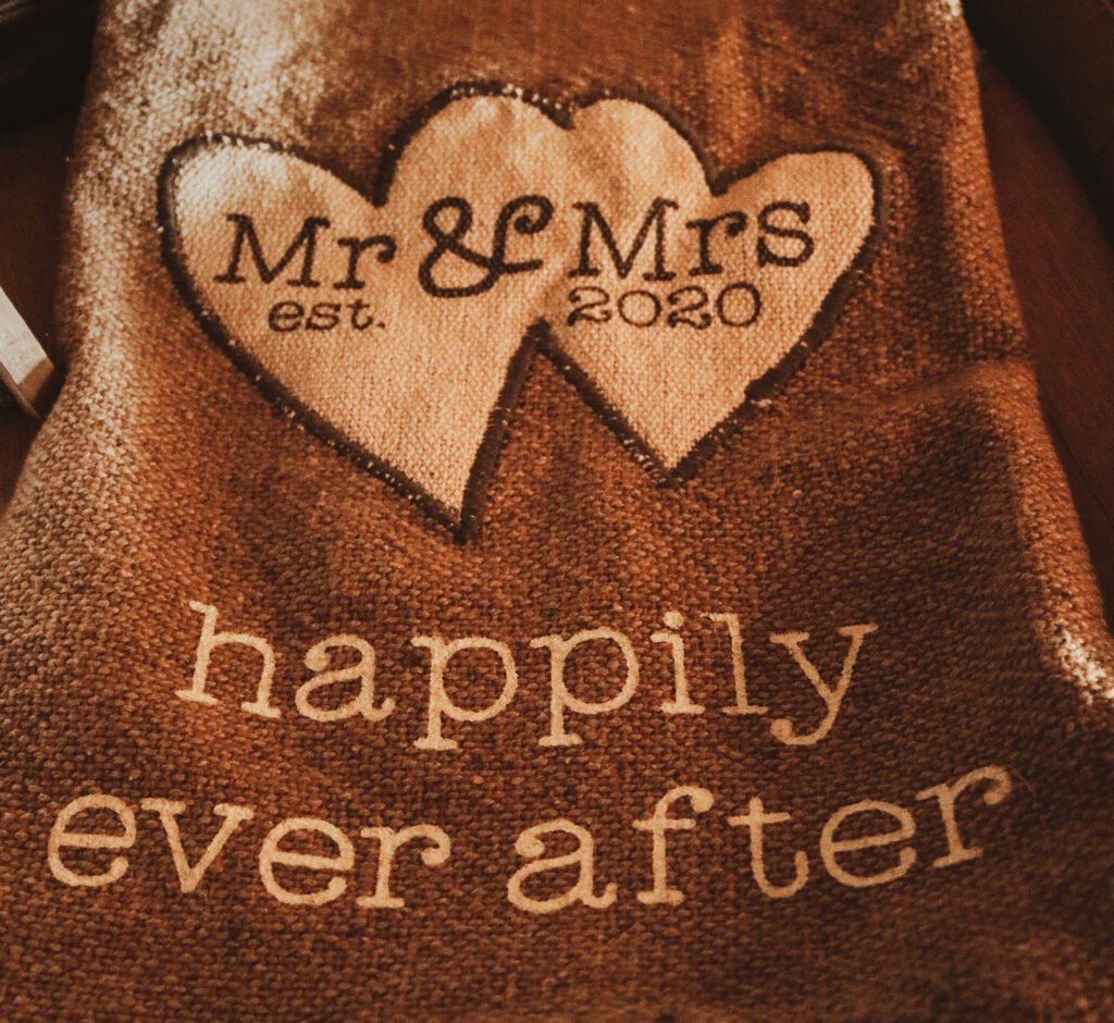 Wedding Decor, Happily Ever After