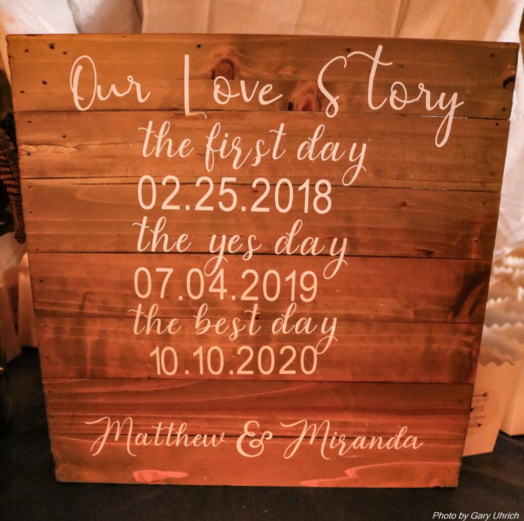 Miranda Matthew Wedding The DJ Music System Gary Uhrich Nebraska Wedding DJ 10-0019