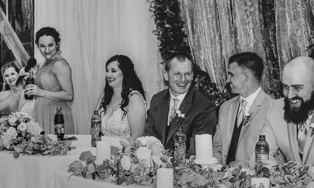 Kayla Cody Wedding DJ Nebraska Speeches