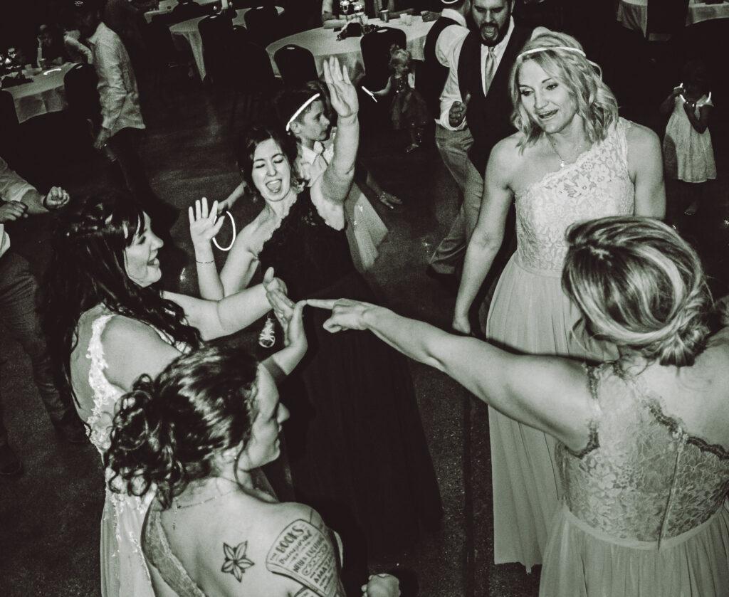 Kayla Cody Wedding DJ Nebraska