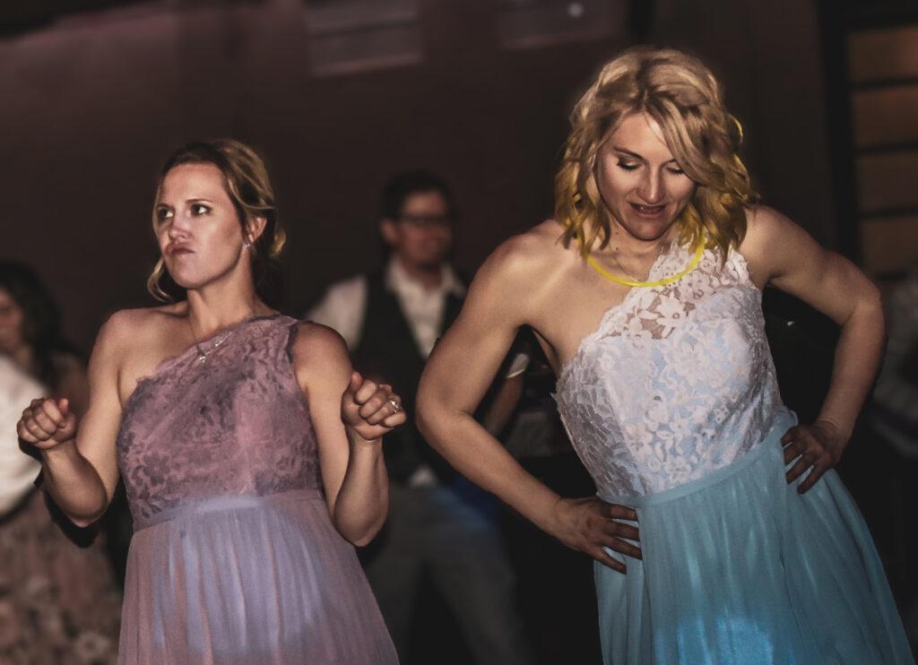 Kayla Cody Wedding DJ Nebraska Guests Dancing