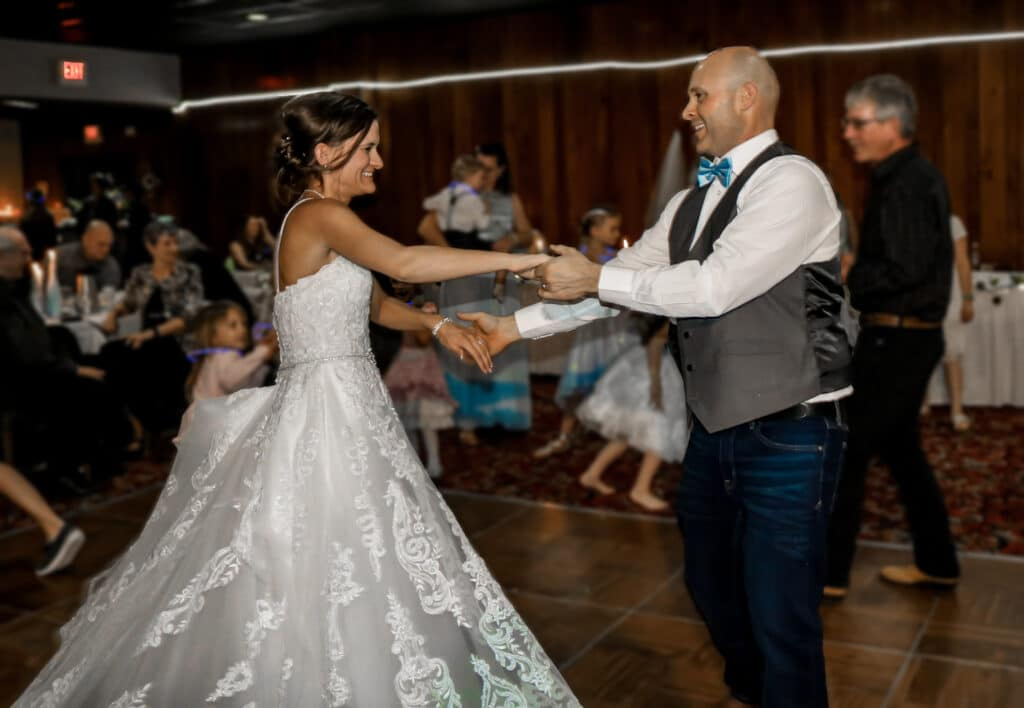 Wedding Reception West Side Events Center Alliance Nebraska