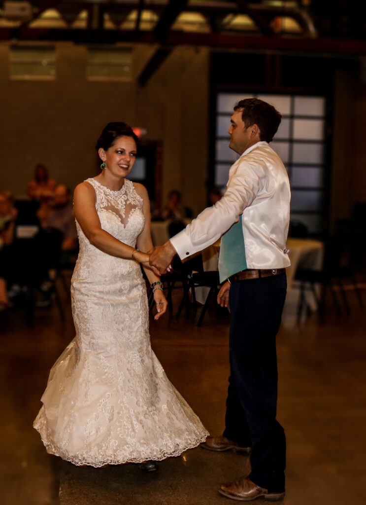 Beth and Paul Wedding 14a