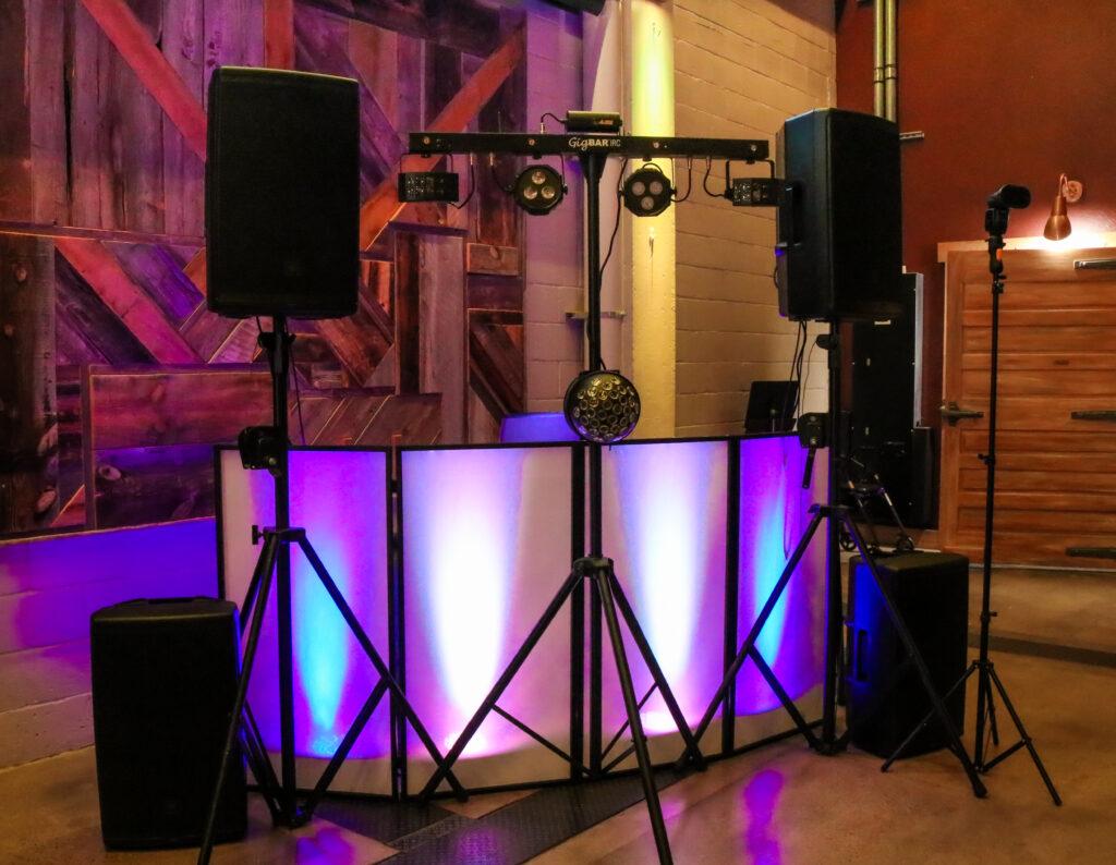 DJ Music System Scottsbluff Gering Nebraska Wedding DJ