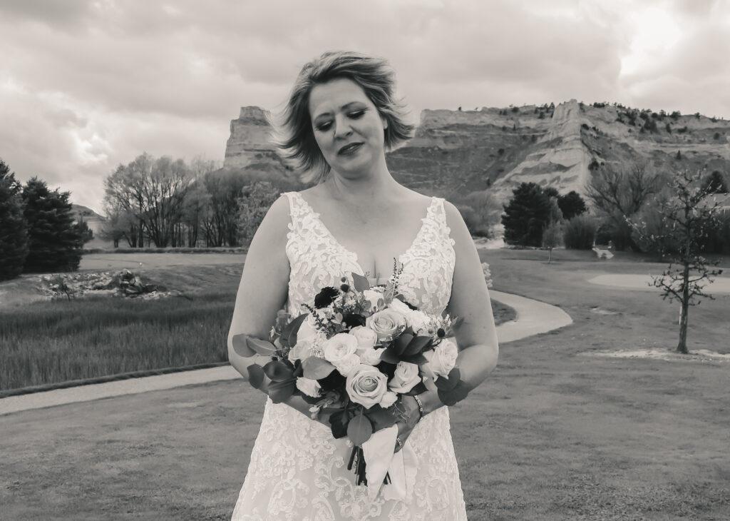 Krystal Steve Wedding 135bw-2a
