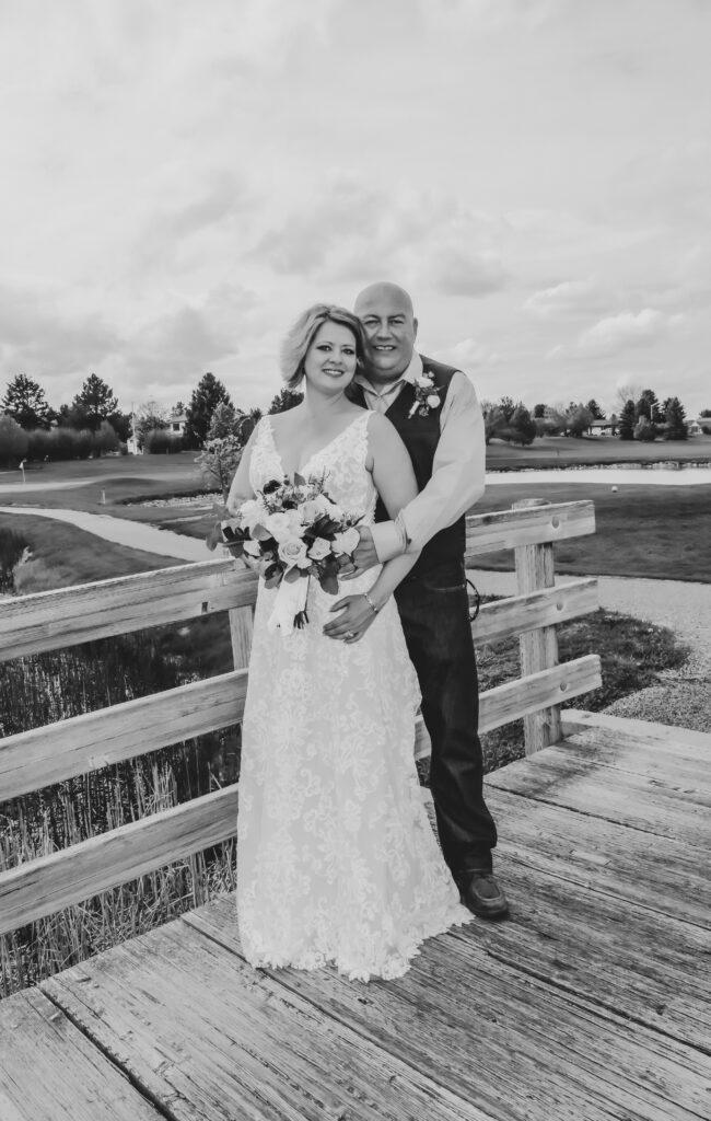 Krystal Steve Wedding 152bw2-2
