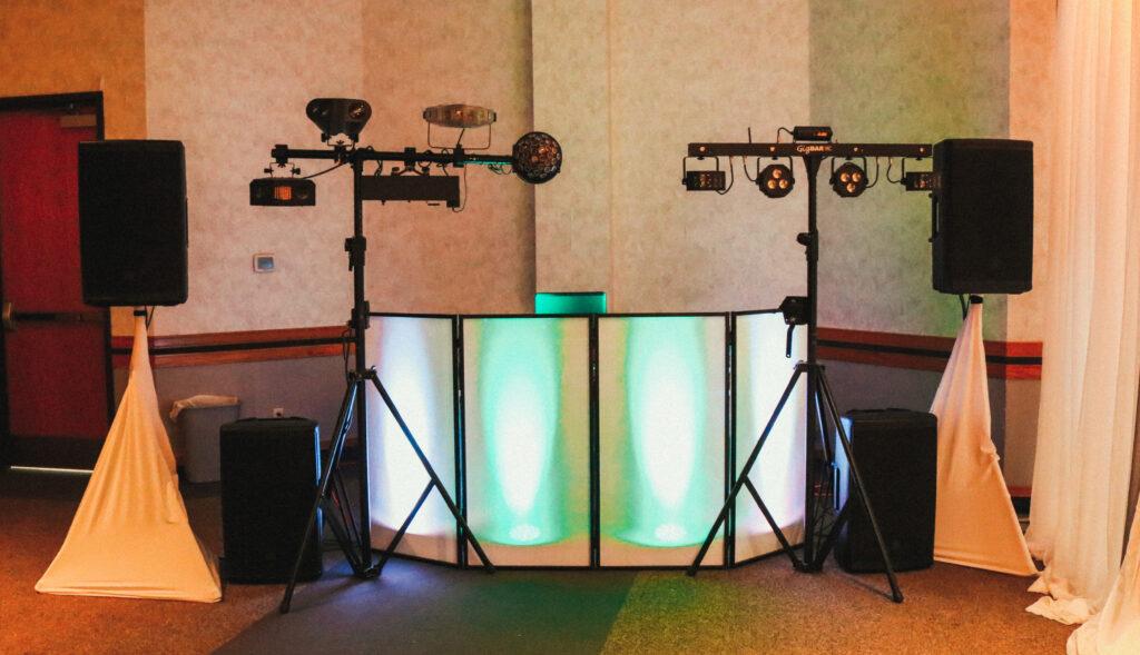 The DJ Music System Scottsbluff Wedding DJ
