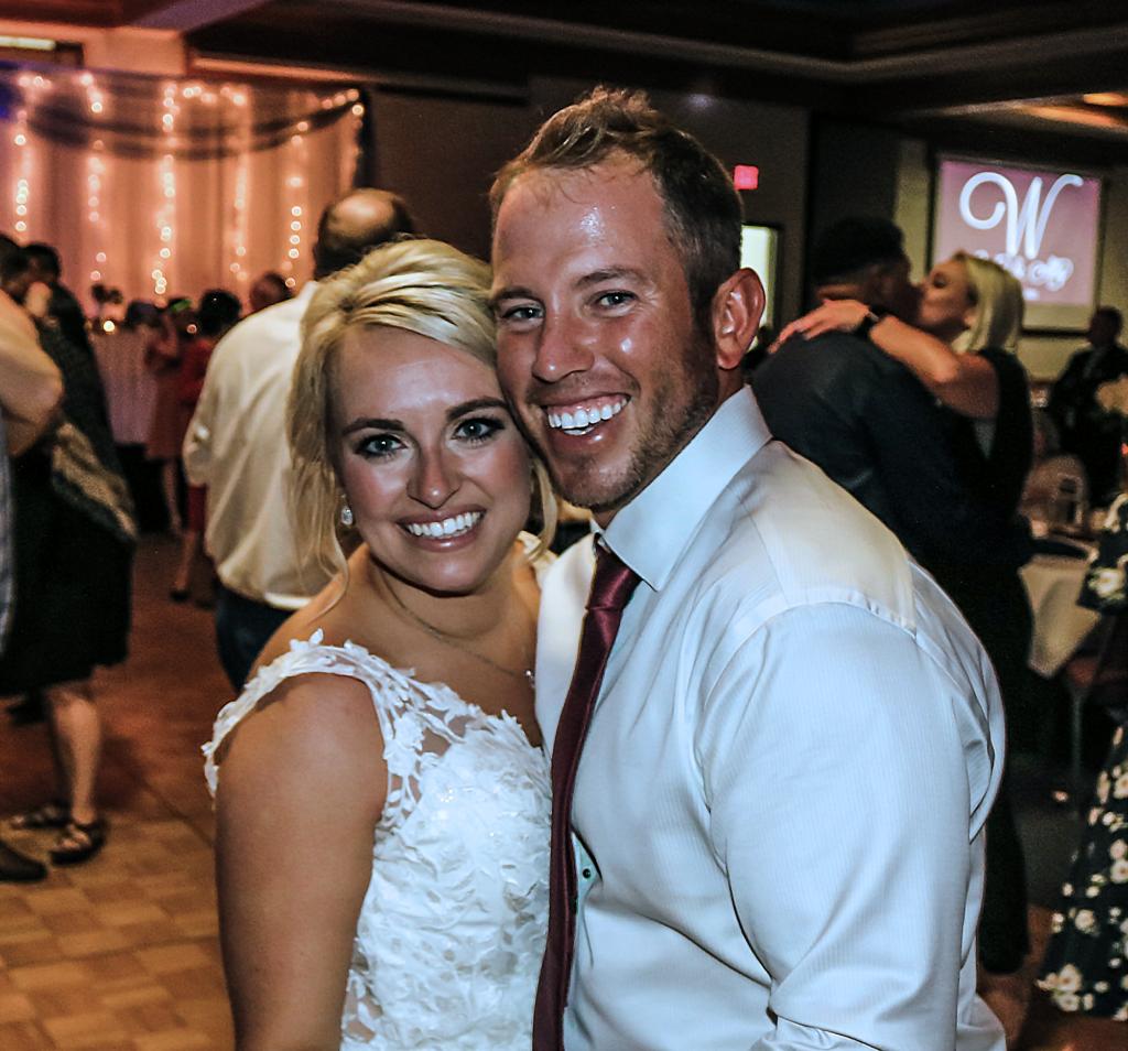Ally and Cody Wedding Gering Nebraska