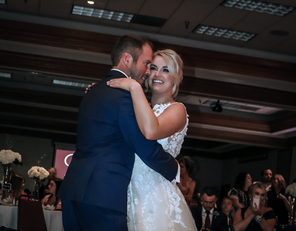 Ally and Cody First Dance