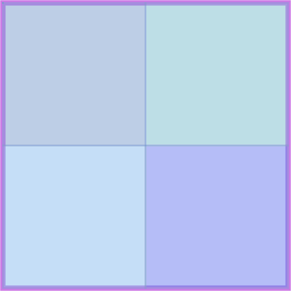 Rep-tile square