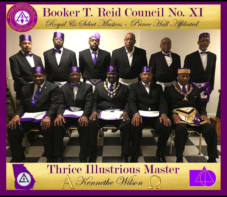 Booker T Reid #11
