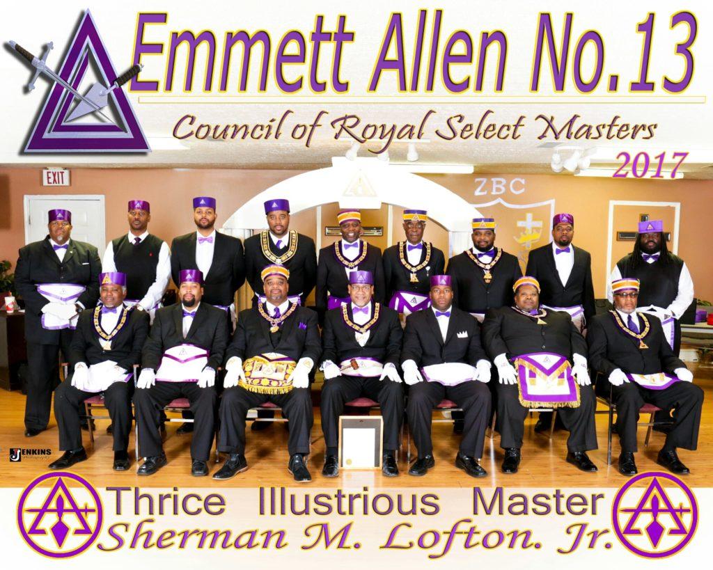 Emmet Allen Council #13