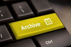 Self-Healing Email Archive Script