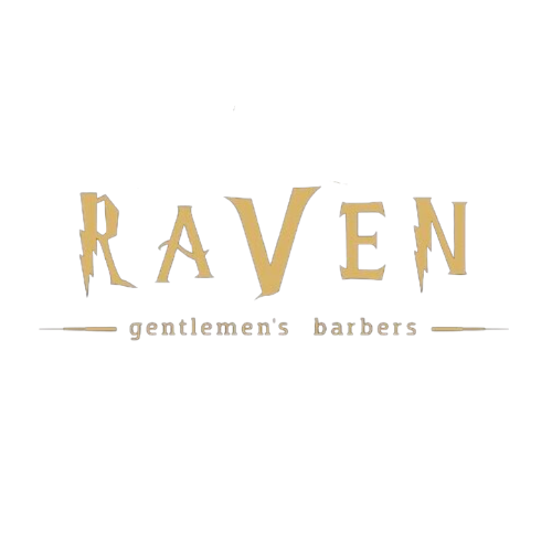 Raven Barbers Fitzrovia Logo