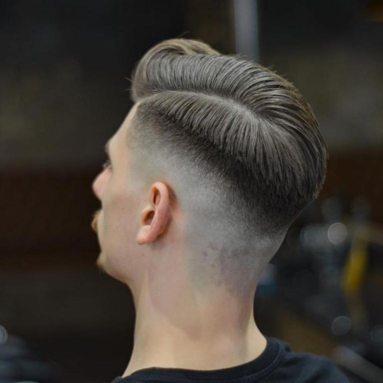 Skide Faded Cut