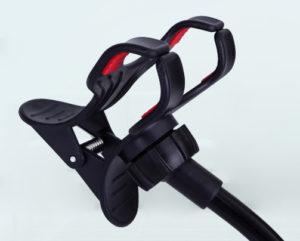 Joistik™ 360 Universal Cell Phone Holder for Desk width=