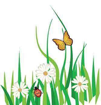 small grass graphic