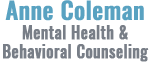 Anne Coleman Mental Health Counseling