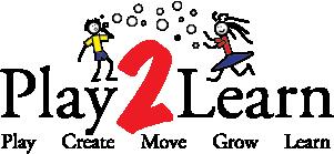 Play 2 Learn Logo