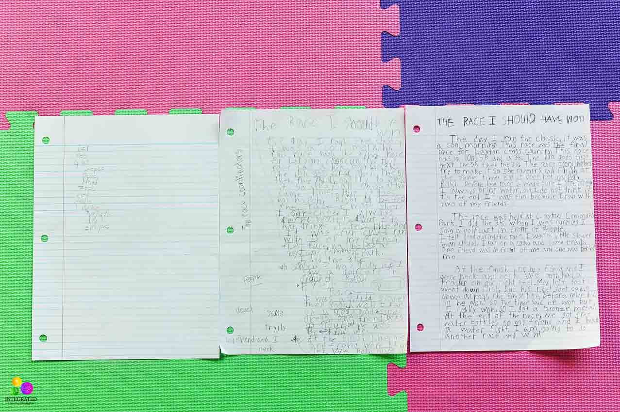What Your Child's Handwriting and Fine Motor Skills Tell You