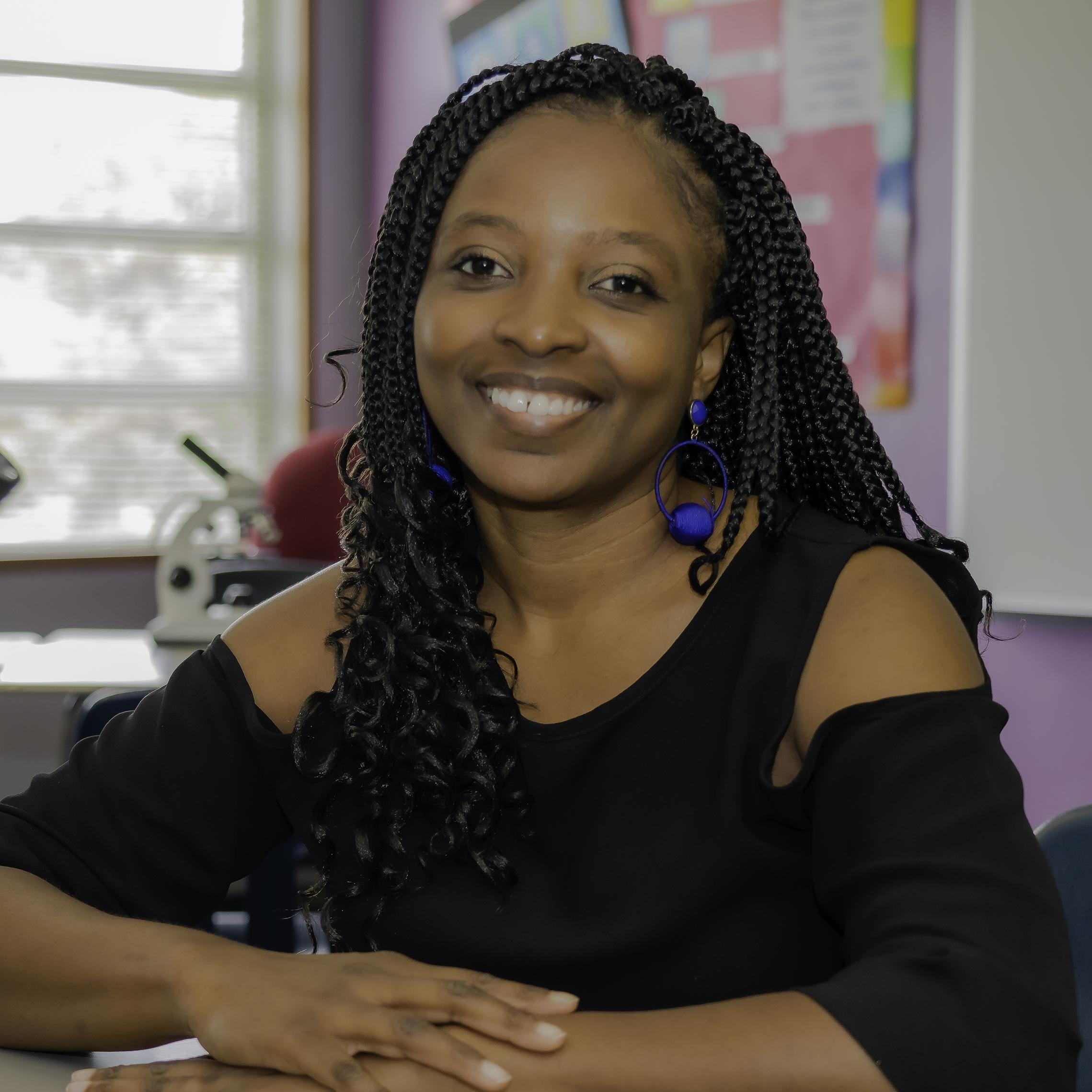 Shayla Tate Teacher