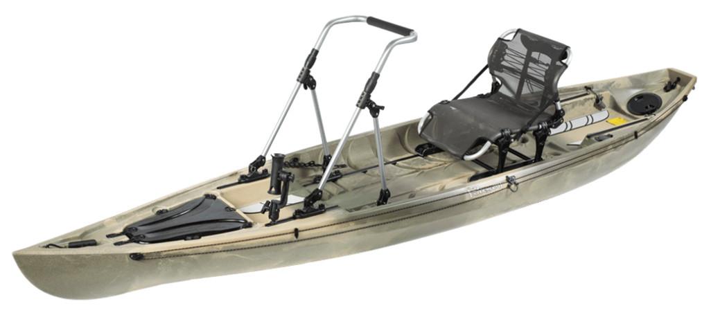 Kayak-Pursuit