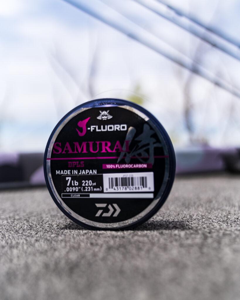 Daiwa J-Fluoro Samurai