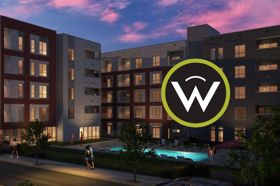 RMWest Luxury Apartments Brand Marketing