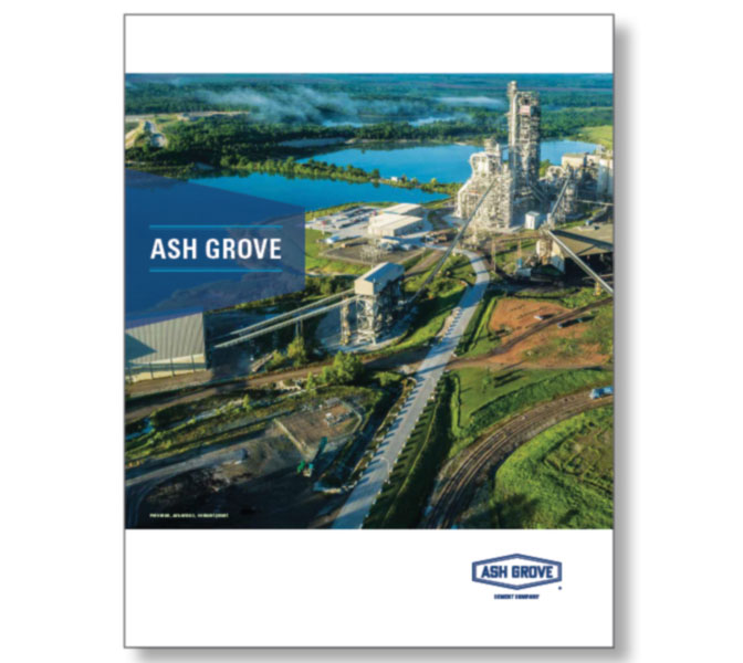 Ash Grove - SW Client - Marketing Materials