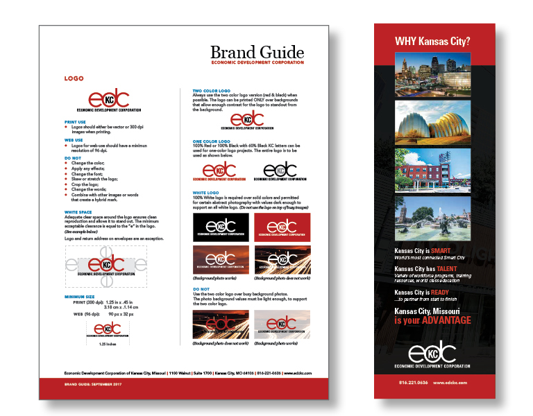 SW Client - EDC - Branding