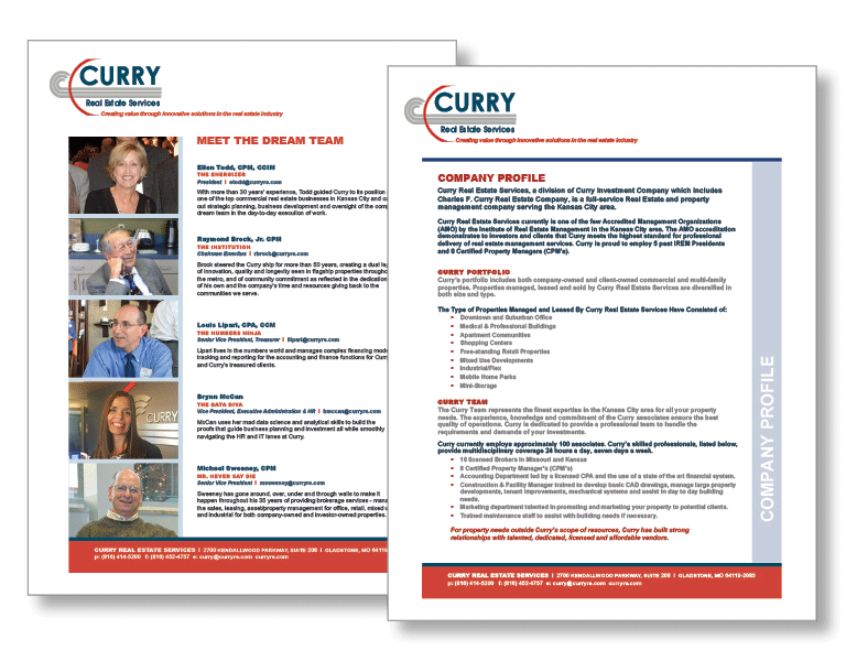 SW Client - Curry Real Estate Services Market Materials