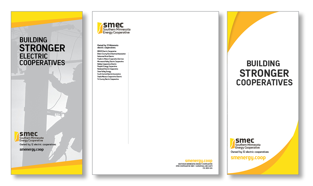 SW Client - Energy Cooperative Marketing Communications - resulting in streamline communications
