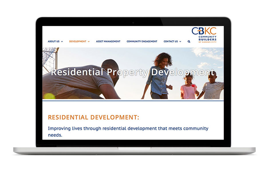 SW Client Community Builders of Kansas City Web Development and Design SERVICES INCLUDED: BRANDING • STRATEGIC PLANNING • PUBLIC RELATIONS • DESIGN • DIGITAL