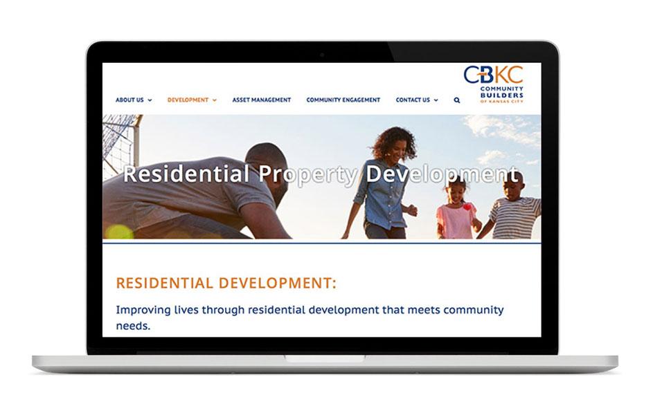 SW Client Community Builders of Kansas City Web Development and Design