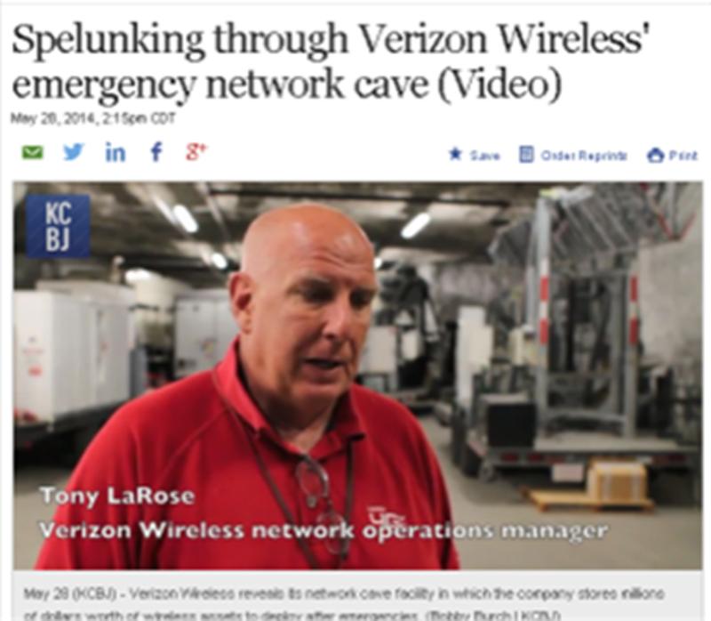 Sturges Word Client - Verizon - MEDIA RELATIONS