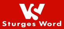 Sturges Word Communications Logo