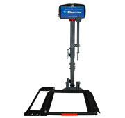 Scooter lift for van or SUV