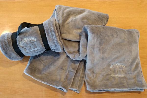 Plush Blanket 1
