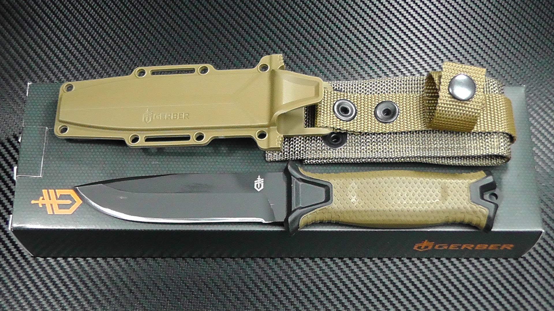 gerber-StrongArm Knife