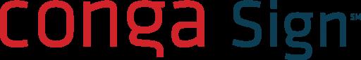 Conga Sign Logo