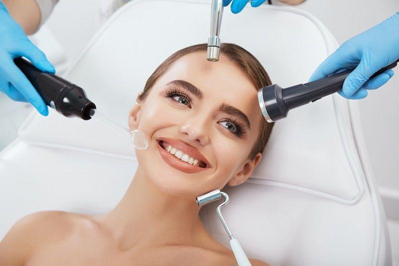 Galvanic Facial Treatments