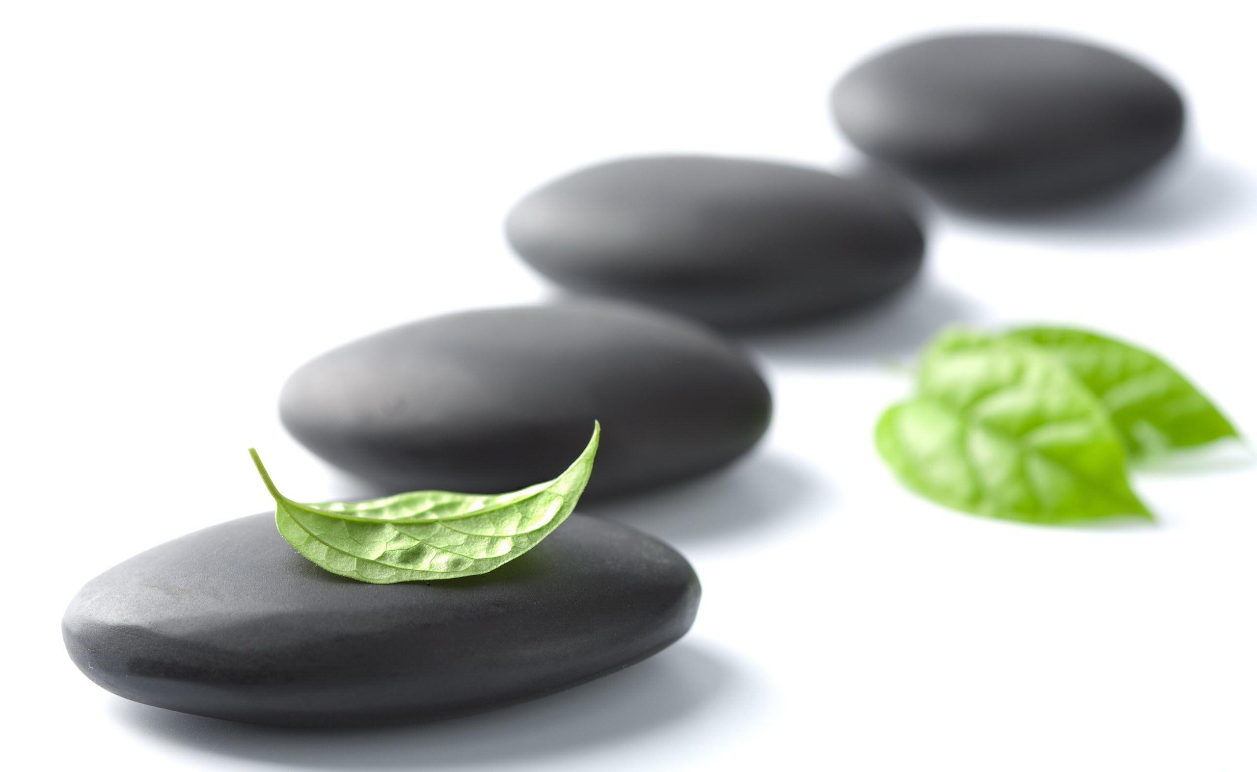 Silky Smooth Massage Stones