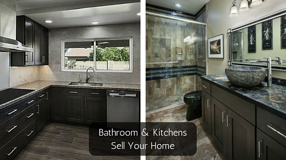 Bathroom & KitchensSelling Your Home