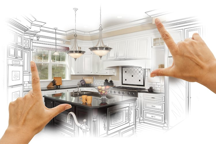 top 5 remodeling projects