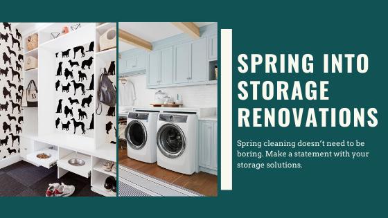 storage renoations